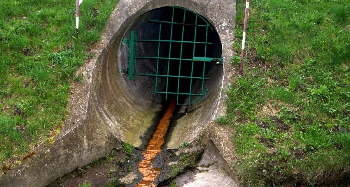 zanieczyszczenia obecne w wodzie