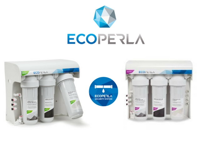 ecoperla security system w filtrach kuchennych Ecoperla