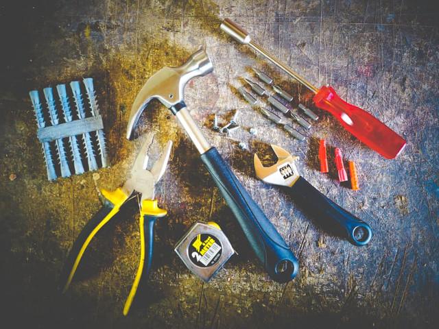 narzędzia do montażu