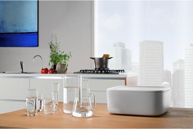 Ecoperla Profine Zero w kuchni