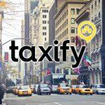 Zamów kierowcę za pomocą aplikacji Taxify