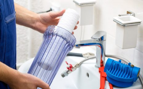 czy trzeba dbać o filtry wody? Jak tego dokonać?
