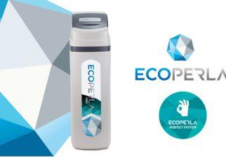 nowy produkt Ecoperla - zmiękczacz wody z węglem aktywnym Ecoperla Hero