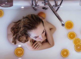 woda do kąpieli - miękka i bez chloru