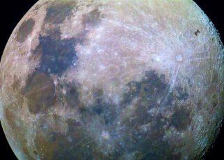 Woda na księżycu sposobem na znikające zasoby wody na Ziemi
