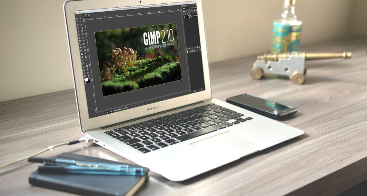 Kurs GIMP